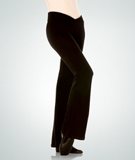 P3618R V-front Jazz Pant